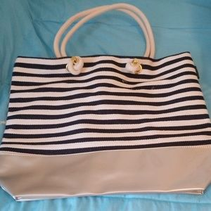 Lancome Beach Style Tote